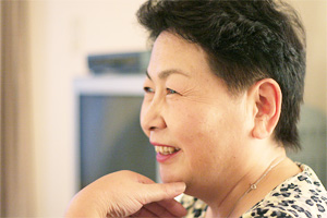 書道家・池田紅華