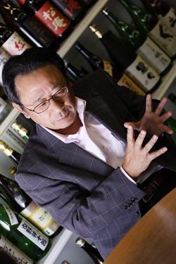 西木部長は成人して約25年間、一日たりともお酒を欠かしたことがない