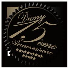 ディオニー15周年記念