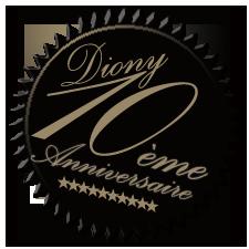 ディオニー10周年記念